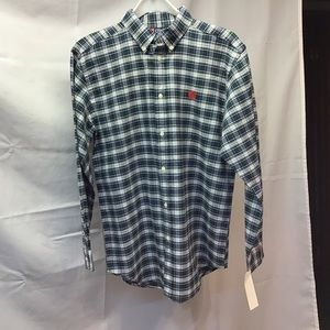 BOYS CHAPS DRESS SHIRT SZ.20